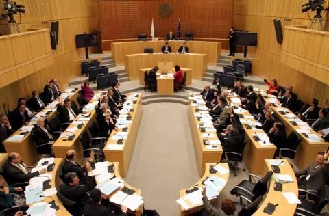 Τρία νομοσχέδια προς ψήφιση αύριο το πρωί στην κυπριακή Βουλή