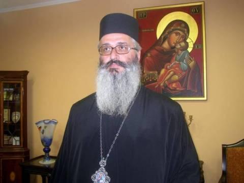 Αλεξανδρουπόλεως Άνθιμος: «Με ξάφνιασε ευχάριστα η Κύπρος» (vid)