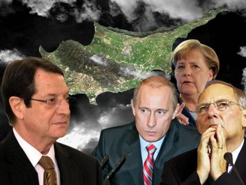 Με την πλάτη στον τοίχο η Κύπρος