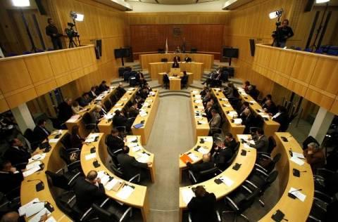 Αναβολή της συνεδρίασης της κυπριακής βουλής