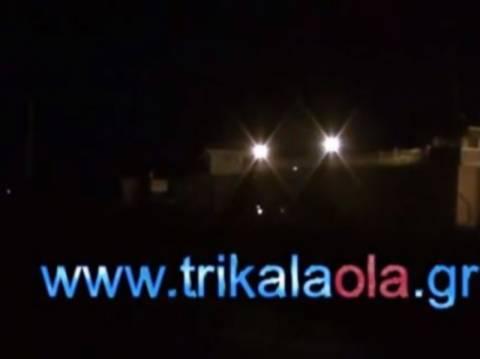 Βίντεο: Δείτε την ανταλλαγή πυροβολισμών στις φυλακές Τρικάλων