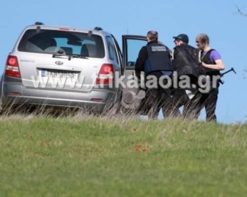 Φωτογραφία – Ντοκουμέντο: Η στιγμή της σύλληψης!