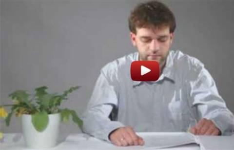 Βίντεο: Η μεγαλύτερη αγγλική λέξη διαβάζεται σε... 3,5 ώρες!