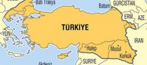 Μιλλιέτ-ΣΟΚ: Δείτε τον χάρτη-Που η Τουρκία θέλει να επεκταθεί