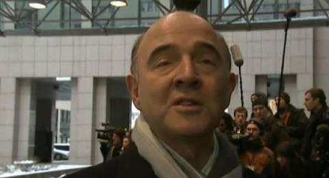 Μοσκοβισί: Δεν θέλουμε να πειράξουμε τους μικροκαταθέτες