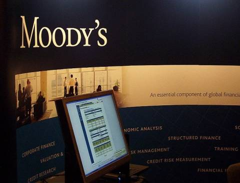Moody' s: Παραμένει ο κίνδυνος χρεοκοπίας της Κύπρου