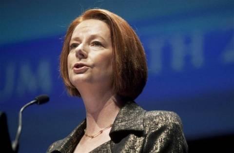 Πρωθυπουργός Αυστραλίας: Πονάμε και νοιαζόμαστε για την Ελλάδα