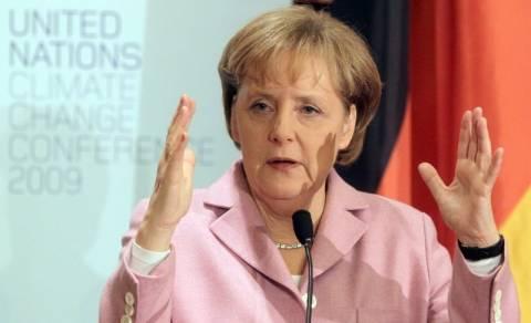 Μέρκελ: Όσοι προκάλεσαν την κρίση θα πληρώσουν