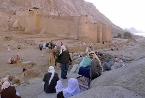 Ελεύθεροι οι δύο τουρίστες που είχαν απαχθεί στην Αίγυπτο