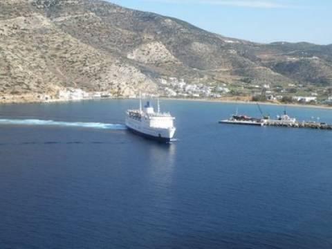 ΕΛΣΤΑΤ: Yποχώρηση της ακτοπλοϊκής κίνησης επιβατών και οχημάτων