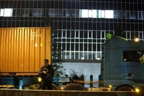 Πέντε δισ. ευρώ μεταφέρθηκαν με κοντέινερς στο θησαυροφυλάκιο της ΚΤΚ