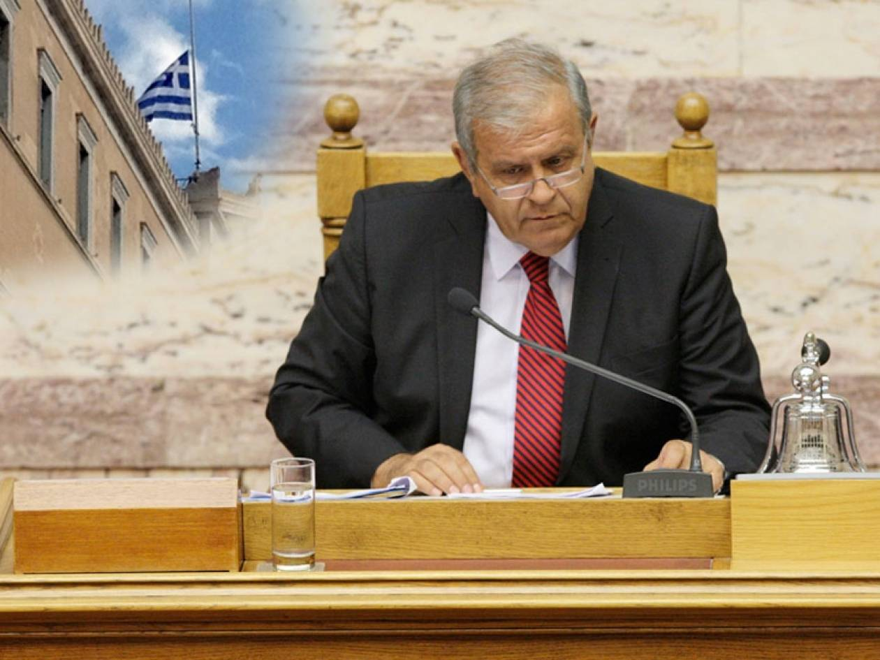 Θλίψη για τον χαμό του Β' αντιπροέδρου της Βουλής Θανάση Νάκου