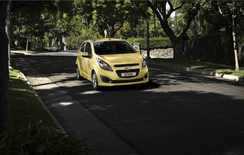Νέο SparkFacelift & Νέος Τιμοκατάλογος Chevrolet