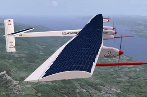 Το ηλιακό αεροπλάνο ξεκινά πτήσεις επίδειξης