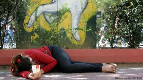 Έξαρση ασθενειών και αυτοκτονιών στην Ελλάδα της κρίσης