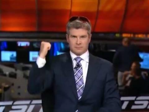 Βίντεο: Παρουσιαστές σε... τρελά κέφια!
