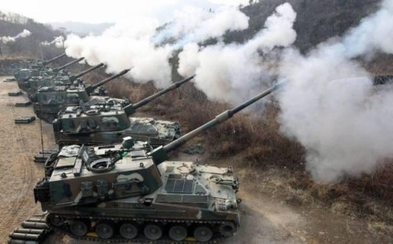 Ηχούν τα τύμπανα του πολέμου στην κορεατική χερσόνησο