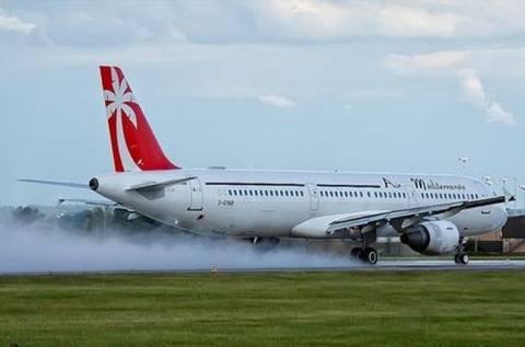 Αεροσκάφος με 181 επιβαίνοντες βγήκε από τον διάδρομο προσγείωσης