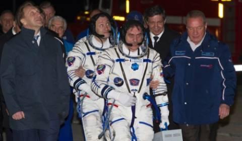 Ρεκόρ χρόνου για τις πτήσεις στο διάστημα