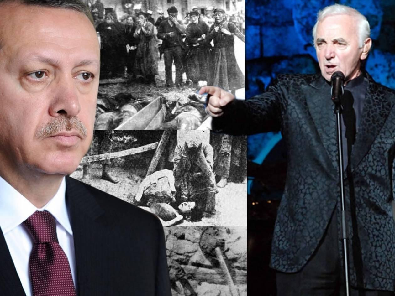 Κρυφάκουσε τον Ερντογάν να λέει:«Μισώ Έλληνες και Αρμενίους»