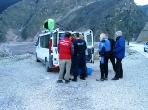 Τρίκαλα: Θρίλερ με Γερμανούς στα ορμητικά νερά του Αχελώου
