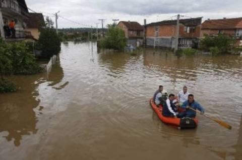 Καταστροφικές πλημμύρες σε Βοσνία και Κροατία