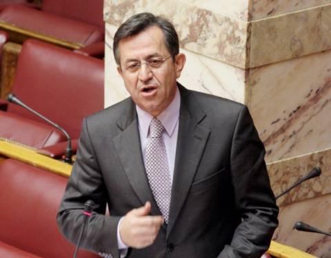 Νικολόπουλος: Στημένοι διαγωνισμοί υπέρ των εθνικών εργολάβων