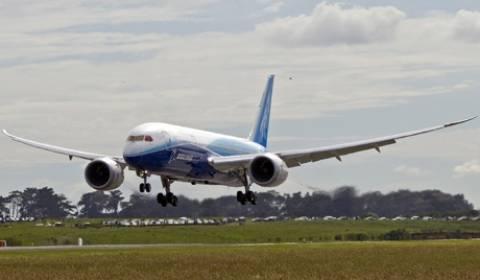 Boeing: Διεξαγωγή των πτητικών δοκιμών του Dreamliner