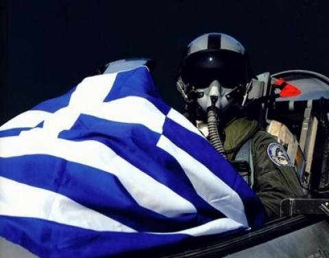 Δύο Έλληνες οι καλύτεροι πιλότοι του ΝΑΤΟ