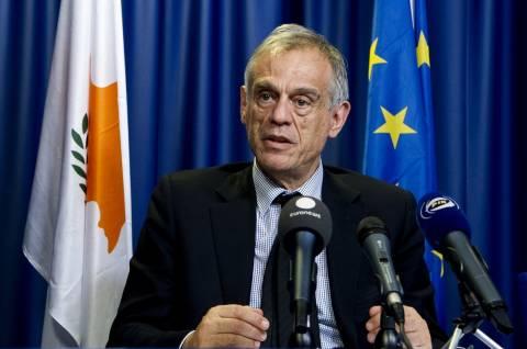 Κύπρος: Παραιτήθηκε ο υπουργός Οικονομικών, Μιχάλης Σαρρής