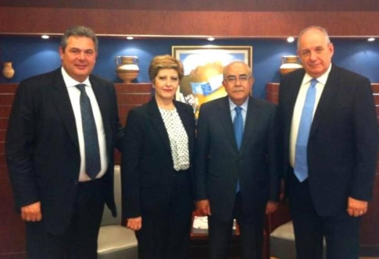 Καμμένος:Προσπαθούν να εξαθλιώσουν τον ελληνισμό τώρα και στην Κύπρο