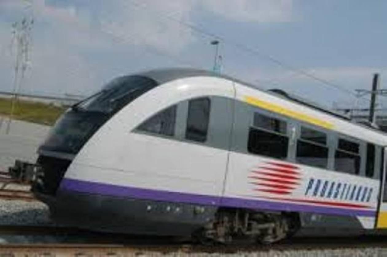 Δείτε τις αλλαγές στα δρομολόγια τρένων-προαστιακού λόγω των στάσεων