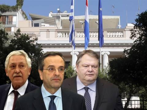 Σύσκεψη πολιτικών αρχηγών με νεύρα τεντωμένα