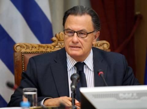 Παναγιωτόπουλος: Προηγείται η Εθνική Ασφάλεια της οικονομίας
