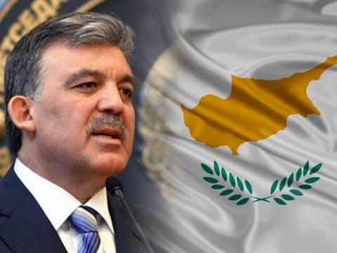 Γκιούλ: Η κρίση της Κύπρου ευκαιρία για επανένωση