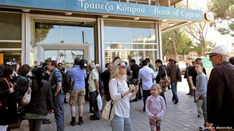 Süddeutsche Zeitung : «Η Κύπρος δεν είναι Ελλάδα»