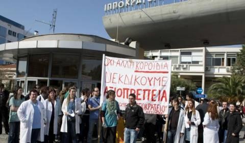 Θεσσαλονίκη: Αποκλεισμός κόμβου Παπαναστασίου-Ν.Εγνατίας