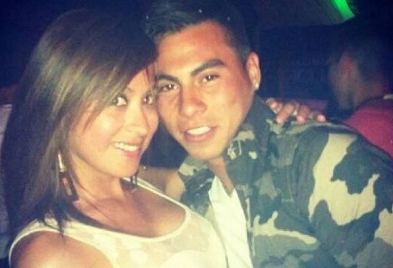 H ροζ φωτογραφία ποδοσφαιριστή με την πρώην κοπέλα συμπαίκτη του!