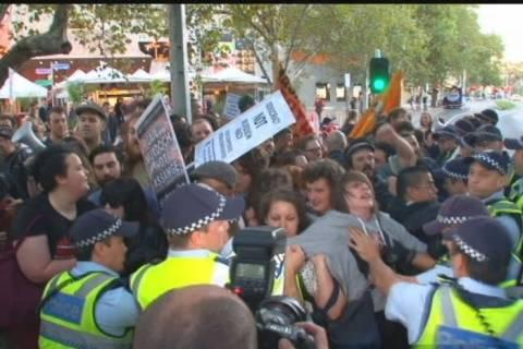 Αυστραλία: Έντονες αποδοκιμασίες για τον Ρούπερτ Μέρντοχ