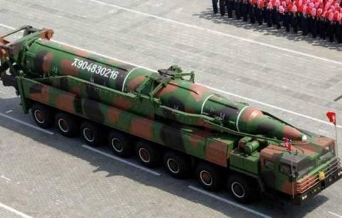 Βόρεια Κορέα: Και δεύτερος πύραυλος στις ανατολικές ακτές