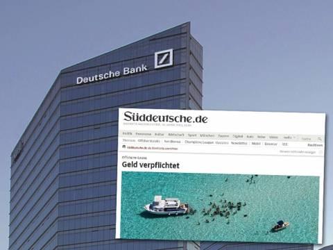 Deutsche Bank: «Ξέπλυμα» χρήματος σε περισσότερες από 300 offshore