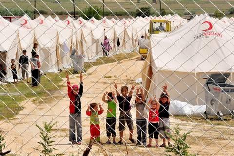 ΟΗΕ: Δεν υπάρχουν άλλα χρήματα για τους πρόσφυγες από τη Συρία