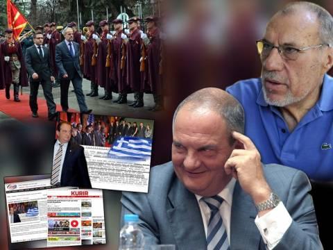 Πέντε μέρες πόνου στην πΓΔΜ για το «ΟΧΙ» Καραμανλή στο ΝΑΤΟ (VIDEO)