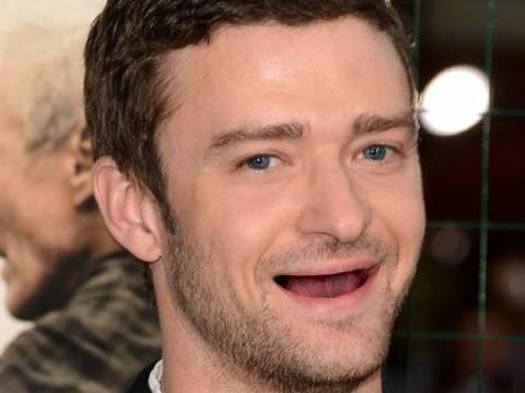 Δείτε πώς θα ήταν οι διάσημοι του Hollywood χωρίς δόντια