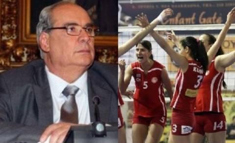 Β.Μιχαλολιάκος:Ο Ολυμπιακός δείχνει ξανά τον δρόμο της ανατροπής