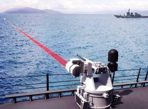 Βίντεο: Το Πολεμικό Ναυτικό των ΗΠΑ θα δοκιμάσει ένα νέο όπλο λέιζερ