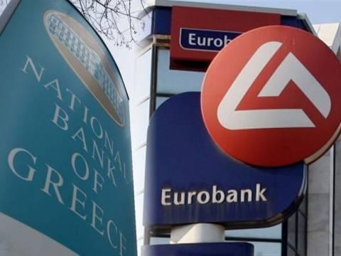 Παράταση αγωνίας για Εθνική – Eurobank