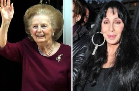 Μπέρδεμα στο Twitter: Πέθανε η Θάτσερ ή Cher;