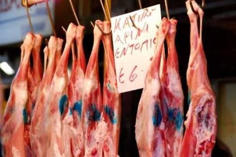 Οι κτηνοτρόφοι δεν πωλούν κάτω των 6 ευρώ/κιλό τα αμνοερίφια