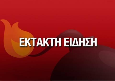 ΕΚΤΑΚΤΟ: Φωτιά σε διαμέρισμα ηλικιωμένων πάνω από βενζινάδικο